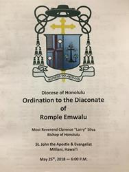 Click to view album: Deacon Romple Umwalu