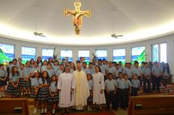 Click to view album: 01.27.14 Mass for Catholic Schools Week